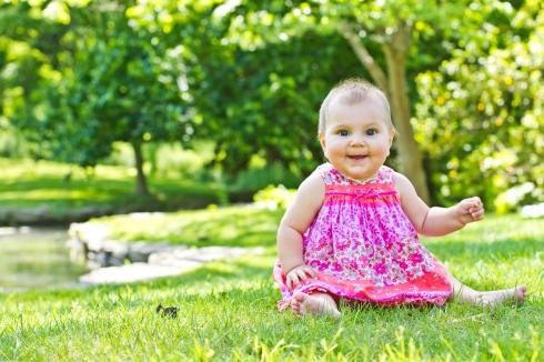 baby portraits at appleford estate in villanova, pa