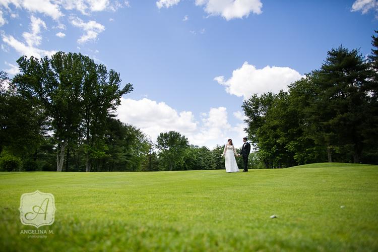 medford village country club wedding 13