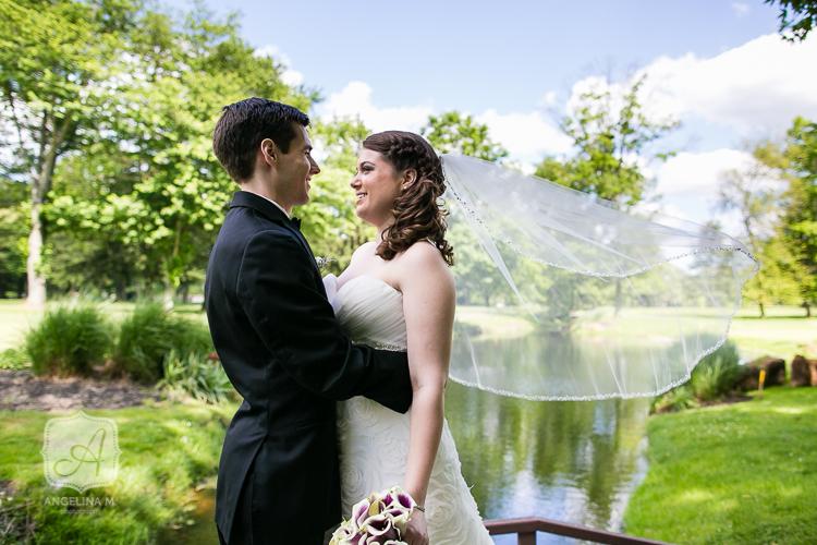 medford village country club wedding 16
