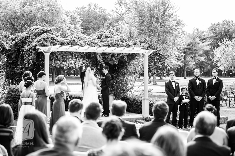 medford village country club wedding 22