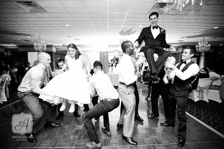 medford village country club wedding 28