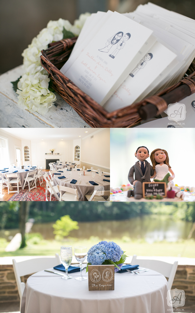 mountain lakes house wedding princeton nj 21-24