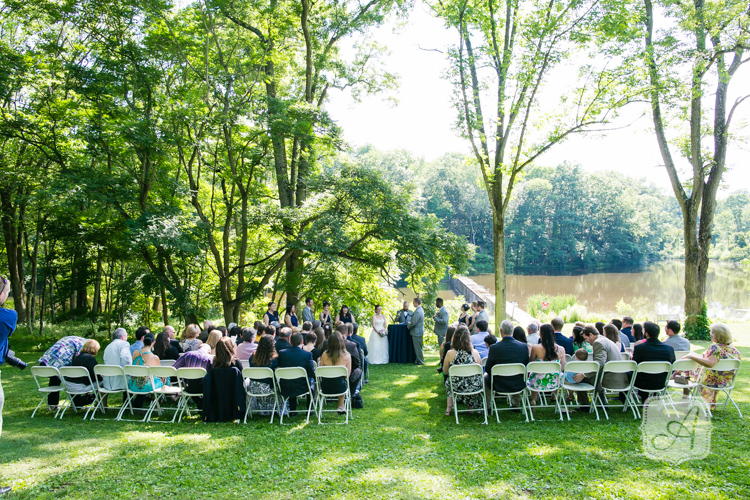 Married heather scott s elegant outdoor wedding at the for The princeton house