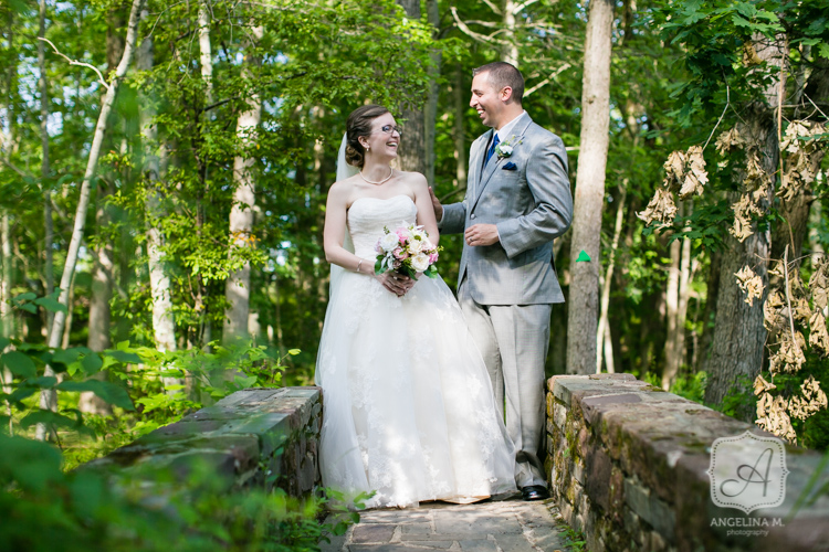 mountain lakes house wedding princeton nj 35