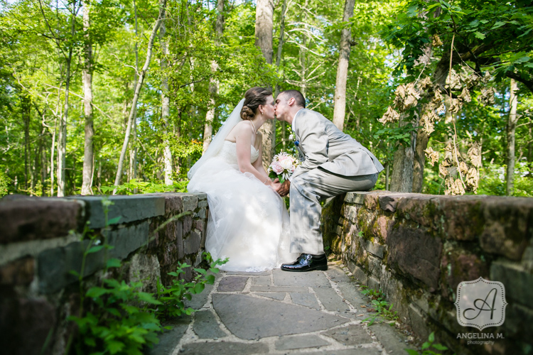 mountain lakes house wedding princeton nj 37