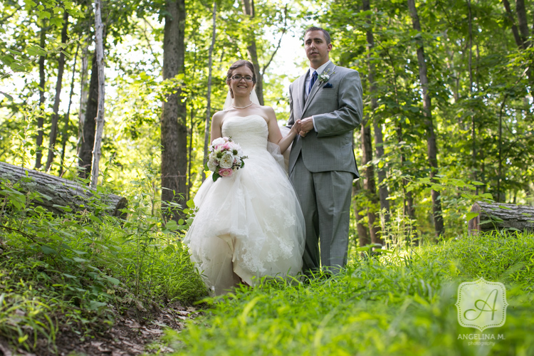 mountain lakes house wedding princeton nj 39