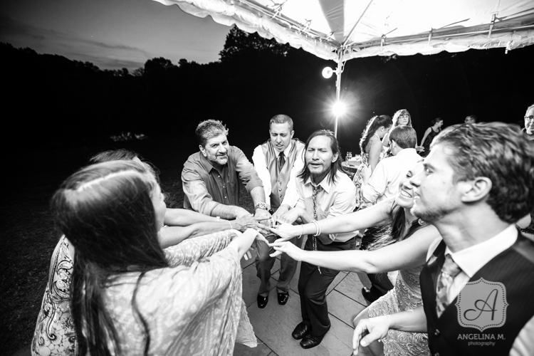 mountain lakes house wedding princeton nj 49