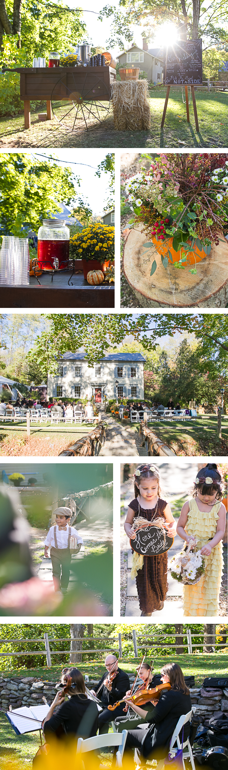 inn at millrace pond autumn rustic wedding 14_1