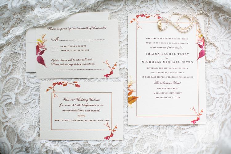 madison hotel nj autumn wedding 01