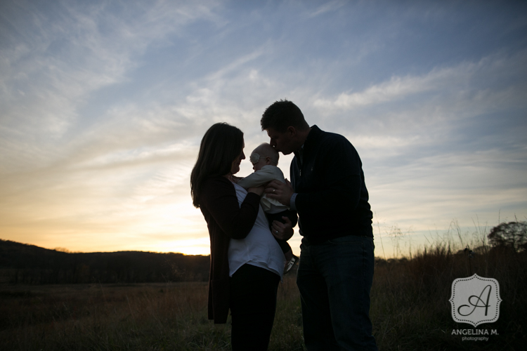valley forge sunset family portraits18