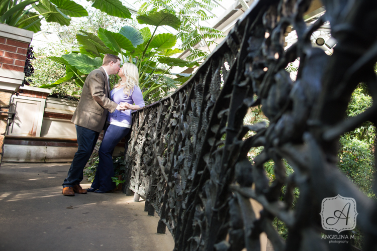 longwood gardens engagement session-2