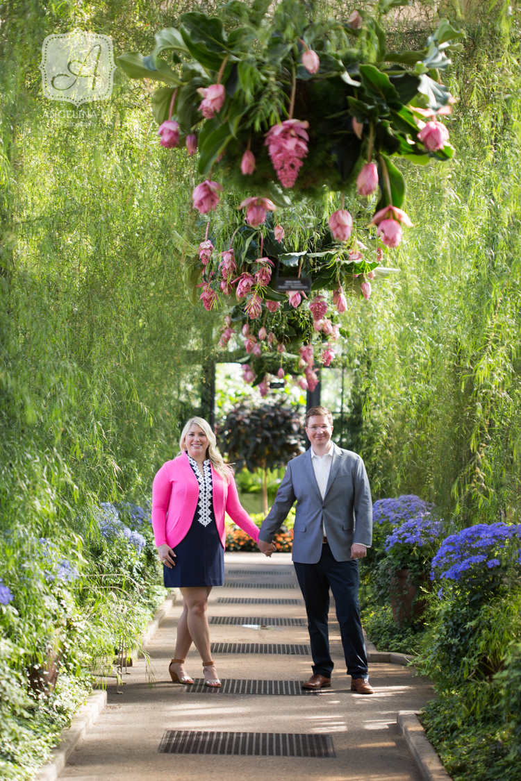 longwood gardens engagement session-9