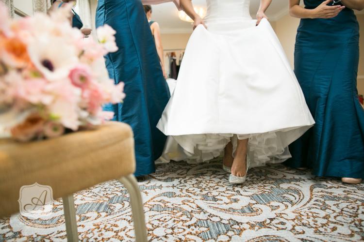 ritz carlton philadelphia luxury wedding 23