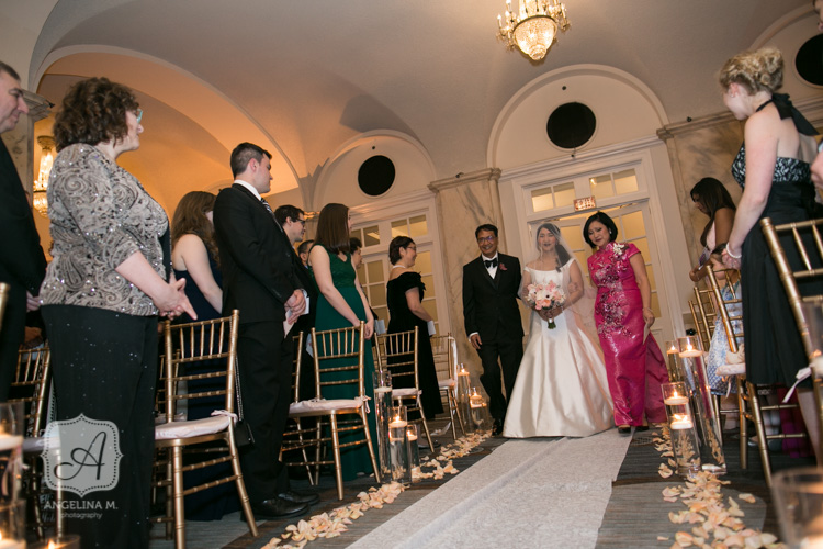 ritz carlton philadelphia luxury wedding 31
