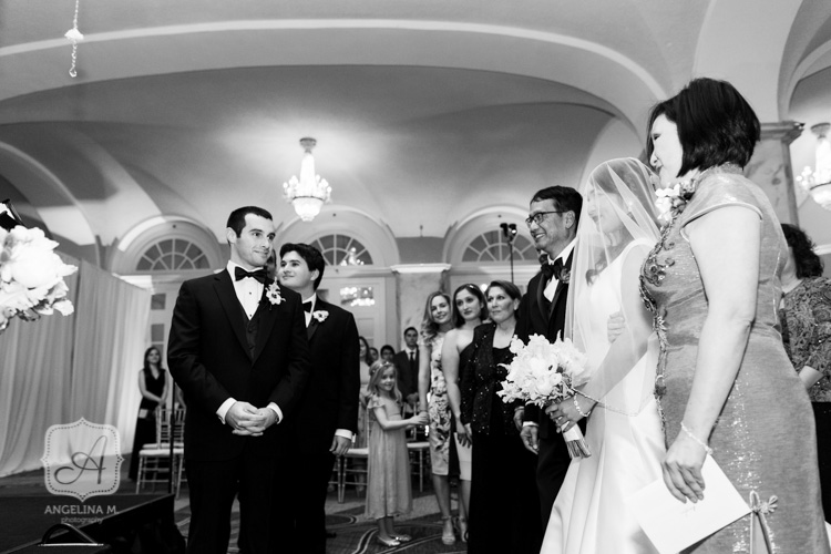 ritz carlton philadelphia luxury wedding 32
