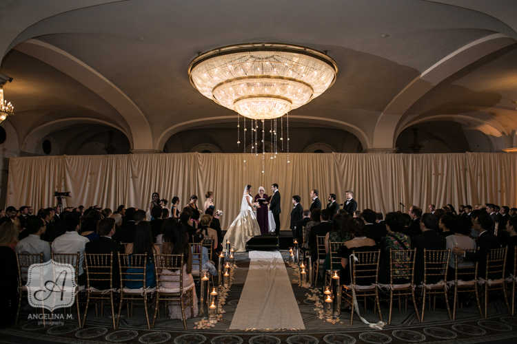 ritz carlton philadelphia luxury wedding 33